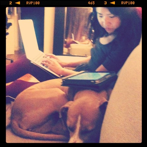 Writing, 10pm, 5000 words done... | by Tricia Wang 王圣捷
