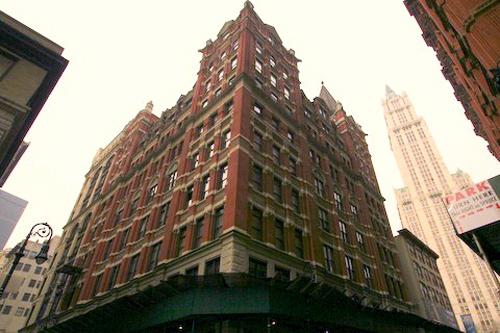Beekman Hotel New York Restaurant