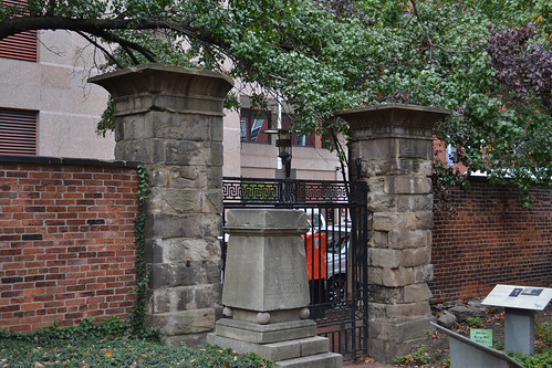 Godefroy's Carriage Gates | by Monument City