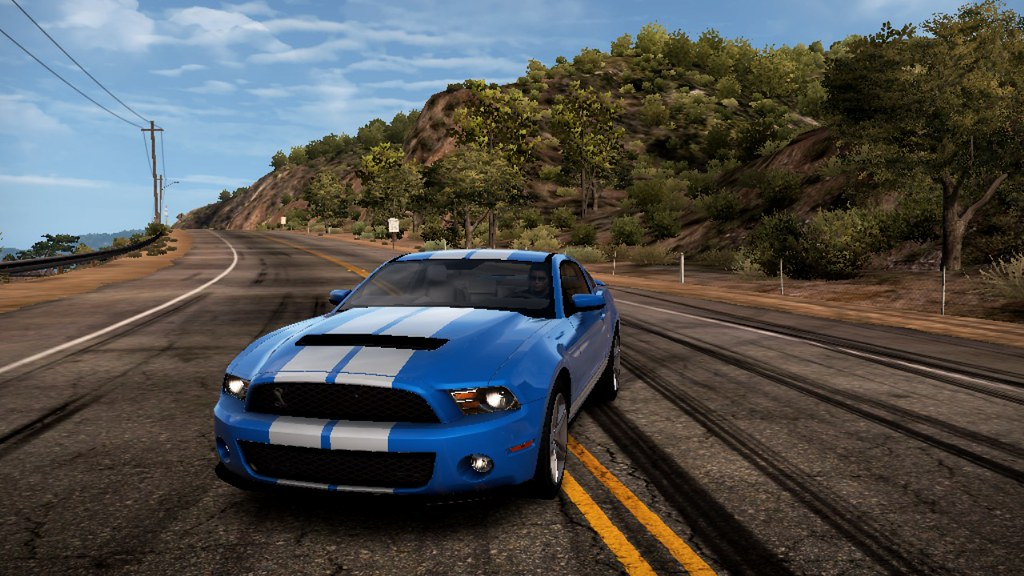 need for speed shelby