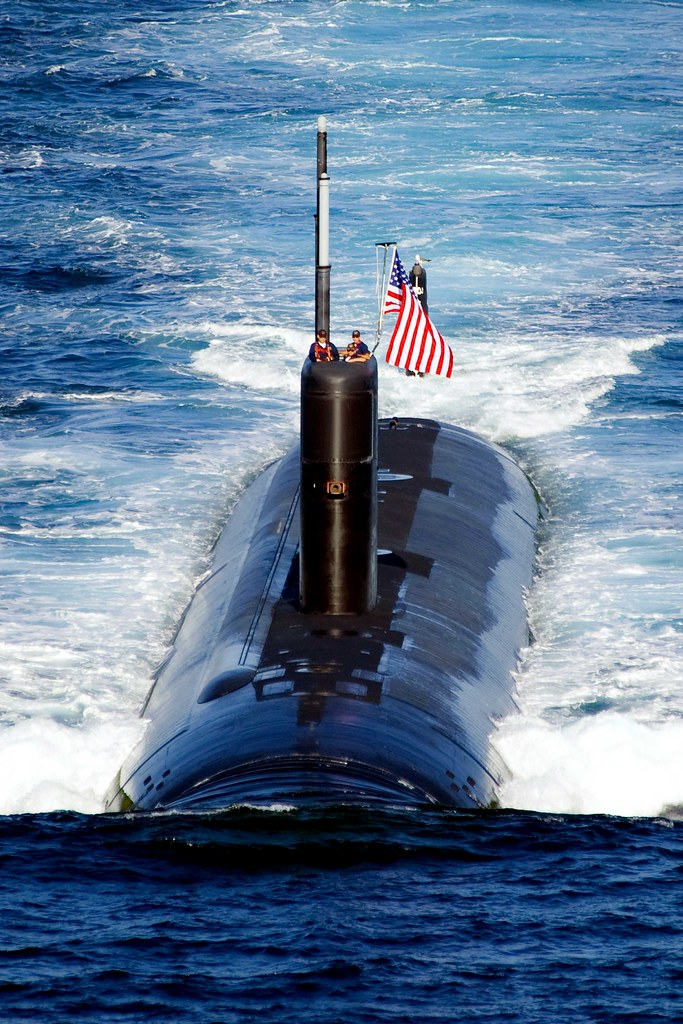 на что способны атомные подводные лодки
