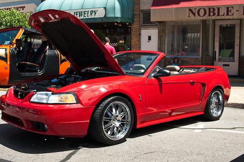 Kendallville Car Show