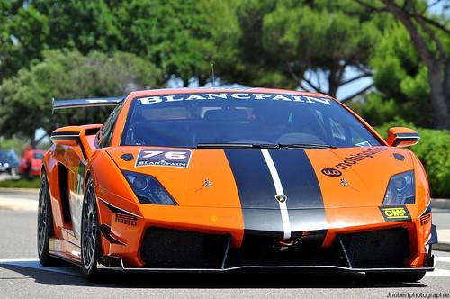 Lamborghini Gallardo LP560-4 Blancpain Super Trofeo   Flickr