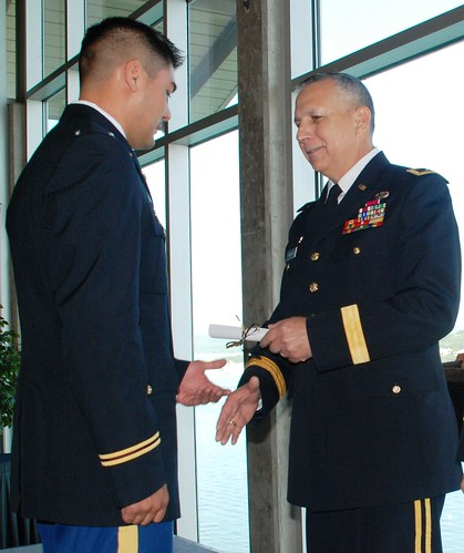 Presentation of Diploma | by Texas Military Department