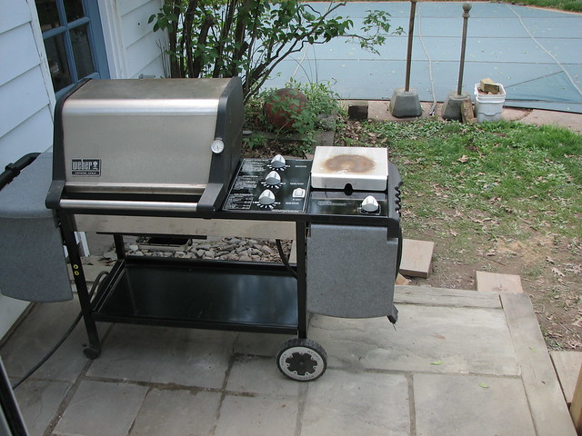 Weber Grill Natural Gas Line