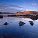 The Black Mount reflecting on Lochan na Stainge ~ Rannoch Moor, Scotland