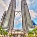 Petronas Towers – Kuala Lumpur