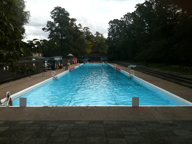 Jesus Green Swimming Pool 100 Yards Long Unheated Flickr Photo Sharing