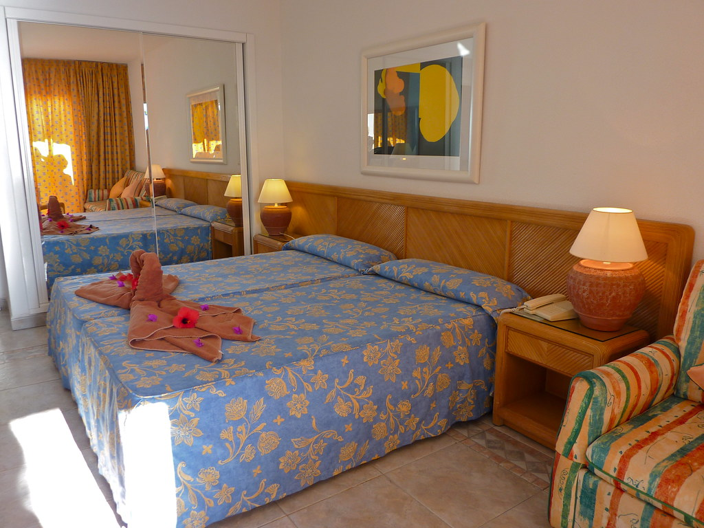 Jandia Princess Hotel Rooms
