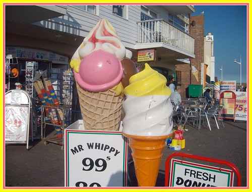 """ Mr Whippy "" 