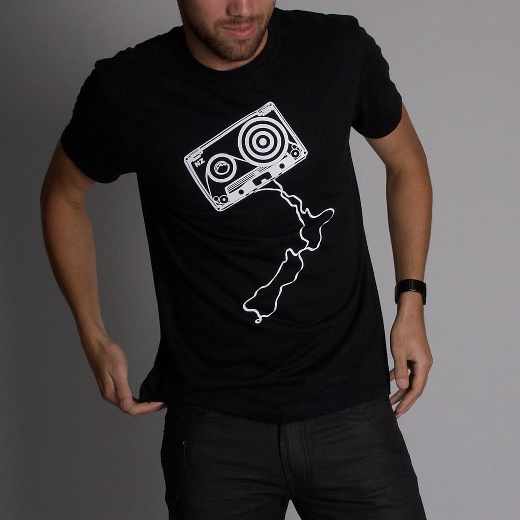 Shirt design nz -  Winning Design Of Nz Music Month T Shirt Competition By Jason1025