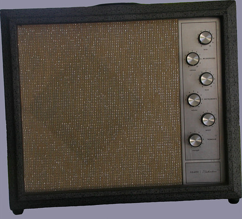 sears silvertone 1482 guitar amplifier this is a 1966. Black Bedroom Furniture Sets. Home Design Ideas