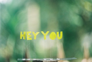 yes, you | by Astrid Prasetianti