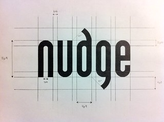 Nudge Logo Grid | by Carraway Design