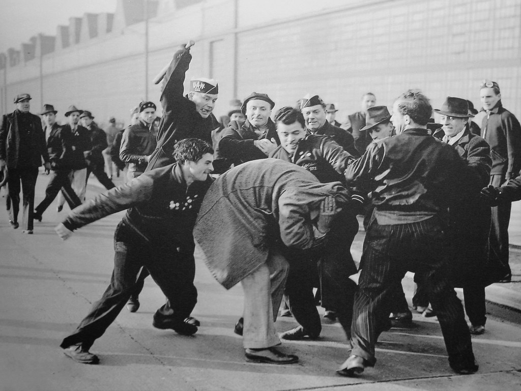 The Picket Line | 1942 Pulitzer Prize, Photography, The ...