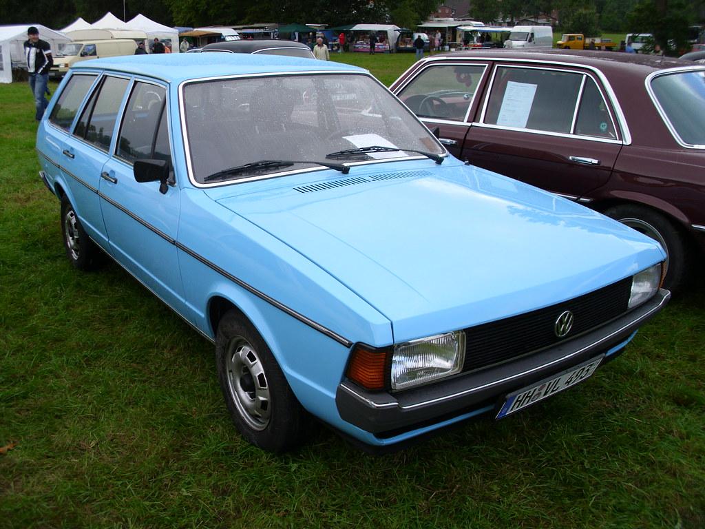 VW Passat 1.6 LS Variant B1 32A 1978 -1- | Tostedt 2010 | Hog ...