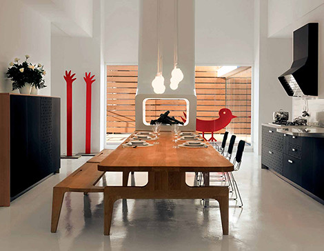 Design inspiration interesting kitchens urban kitchen d for E kitchen by urban feast