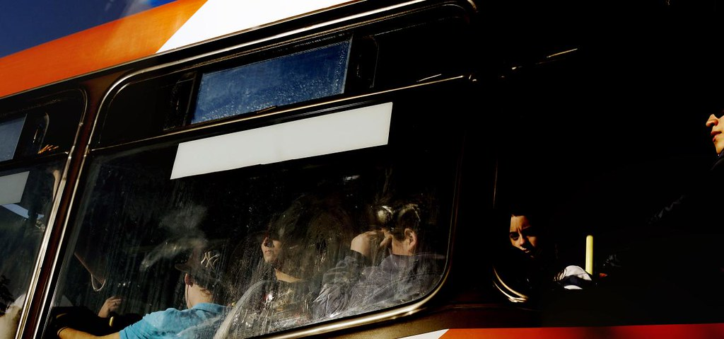 Busses, Santiago, 2010 | by Marcelo  Montecino