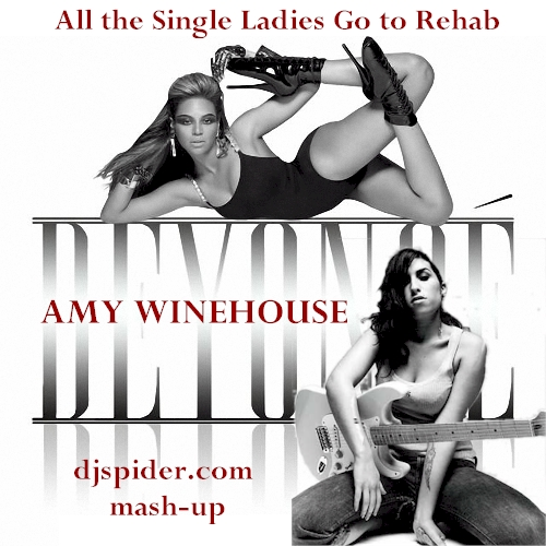 amy_winehouse_vs_beyonce | by djspideruk