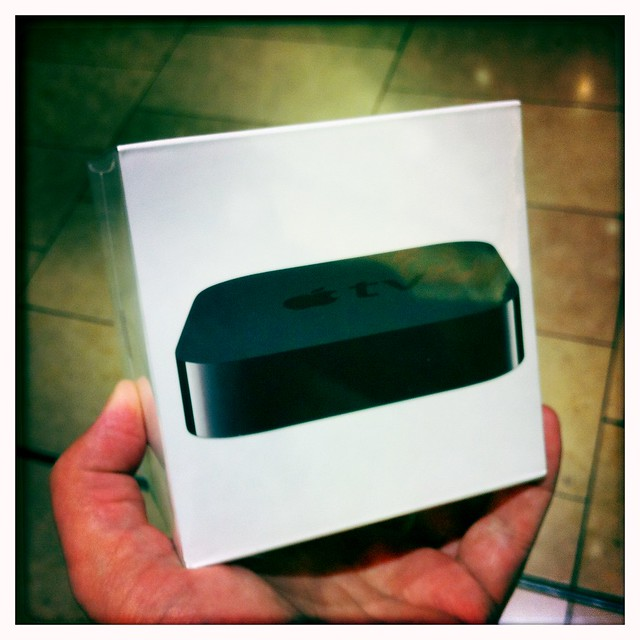 Pacific Centre has the new Apple TV in stock!