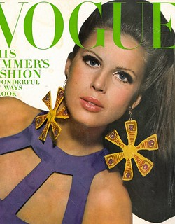 Vogue-May 1966 | by Fashion Covers Magazines