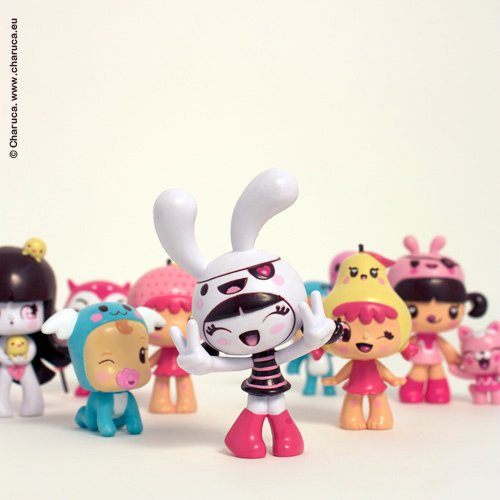 Charuca Mini Toys Collection