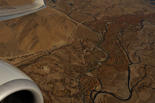Mongolia From the Sky | by goingslowly