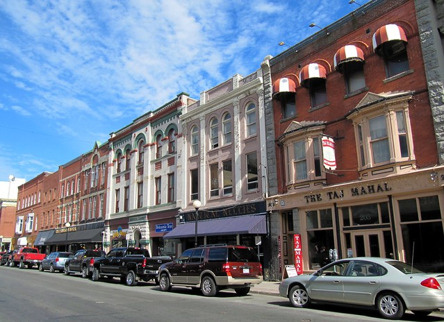 historic architecture water street downtown st john 39 s. Black Bedroom Furniture Sets. Home Design Ideas