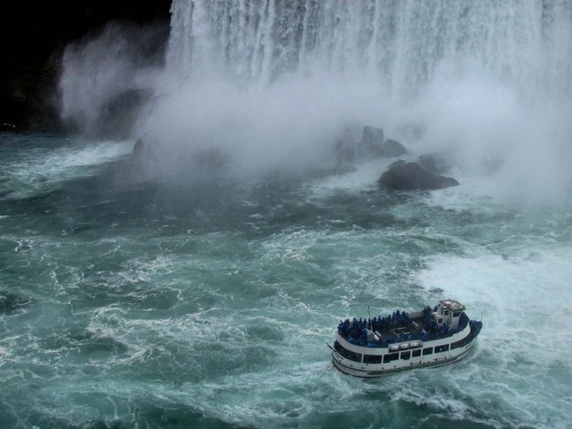 Niagara Falls Maid of the mist