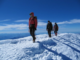 On The Summit of Mont Blanc :-) | by Or Hiltch
