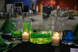 Mad Science Table | by le papillon vert