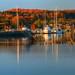 Boyne City Lake Charlevoix Autumn Brilliance