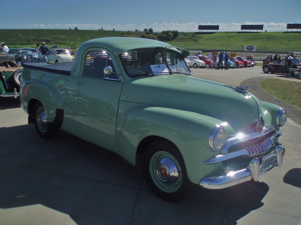1954 Holden Fj Utility 1954 Holden Fj Ute Taken At