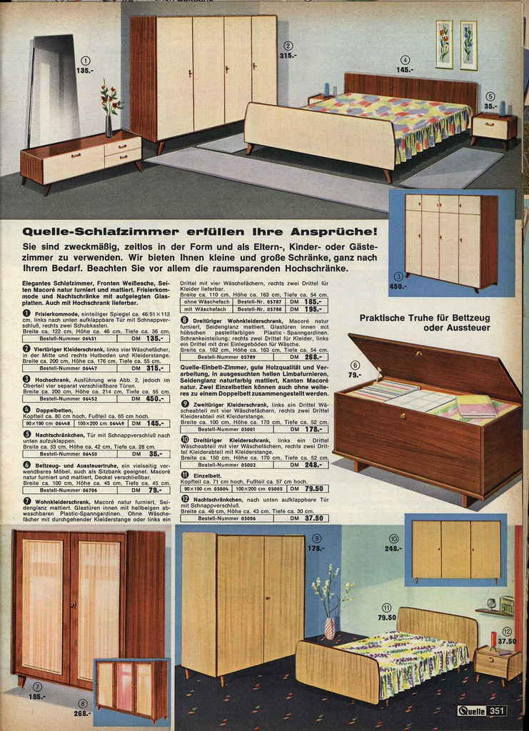 All Sizes 1963 Quelle Schlafzimmer Hell Flickr Photo Sharing