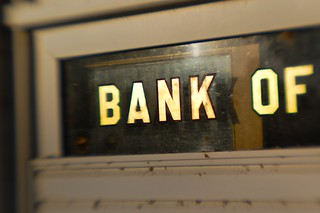 bank of | by vistavision