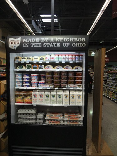 Ohio Dairy Products at Giant Eagle Market District Kingsdale | by swampkitty