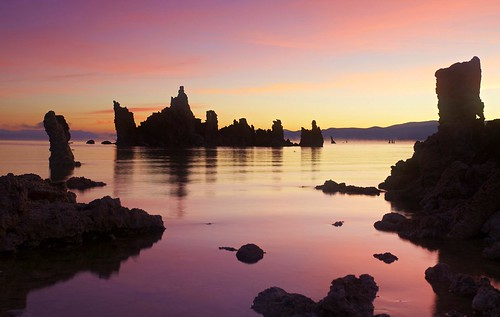 Mono Lake Sunrise | by photofanman