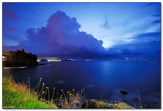 Aci Castello - Bolts of lightning | by ciccioetneo
