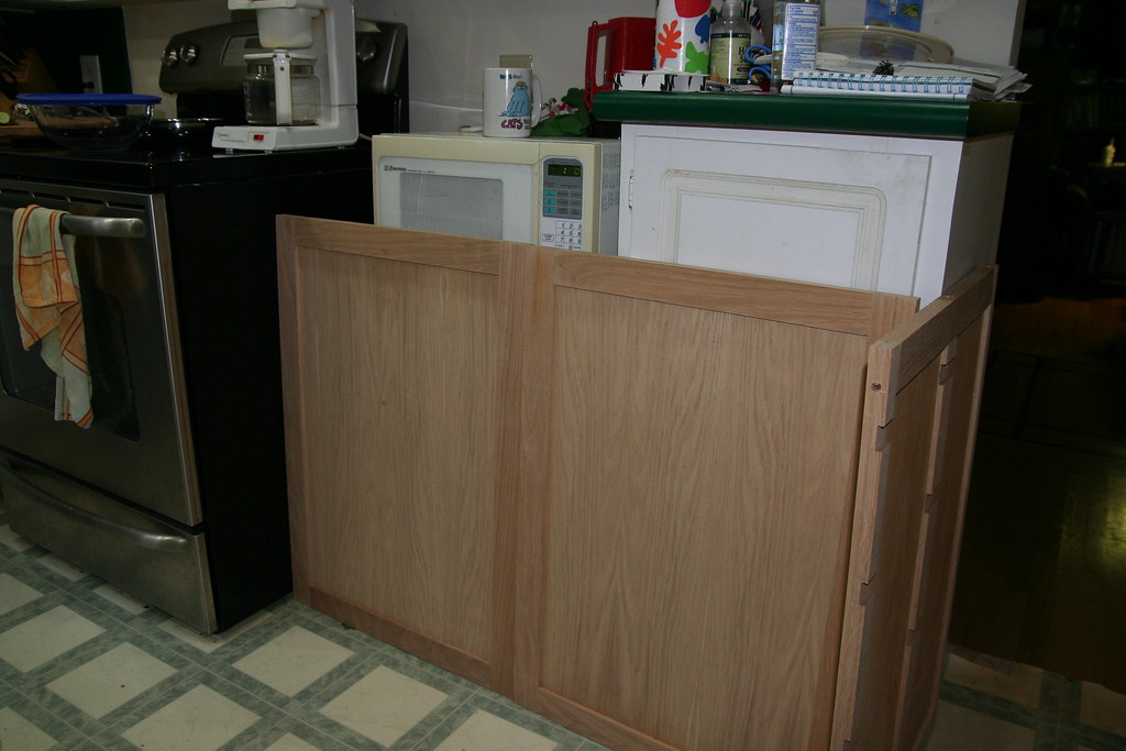 Kitchen Base Cabinet Height Standard