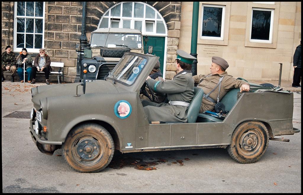 trabant k bel nva troops members of east germany 39 s nva flickr. Black Bedroom Furniture Sets. Home Design Ideas