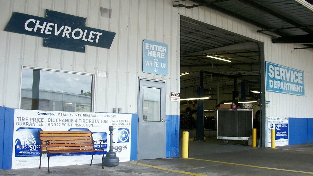 Perfect ... Performance Chevrolet Service Department In Elizabeth City, NC | By  Perryautogroup