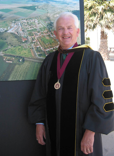 J. Handel Evans, President, CSU Channel Islands 1996-2001 | by California State University Channel Islands