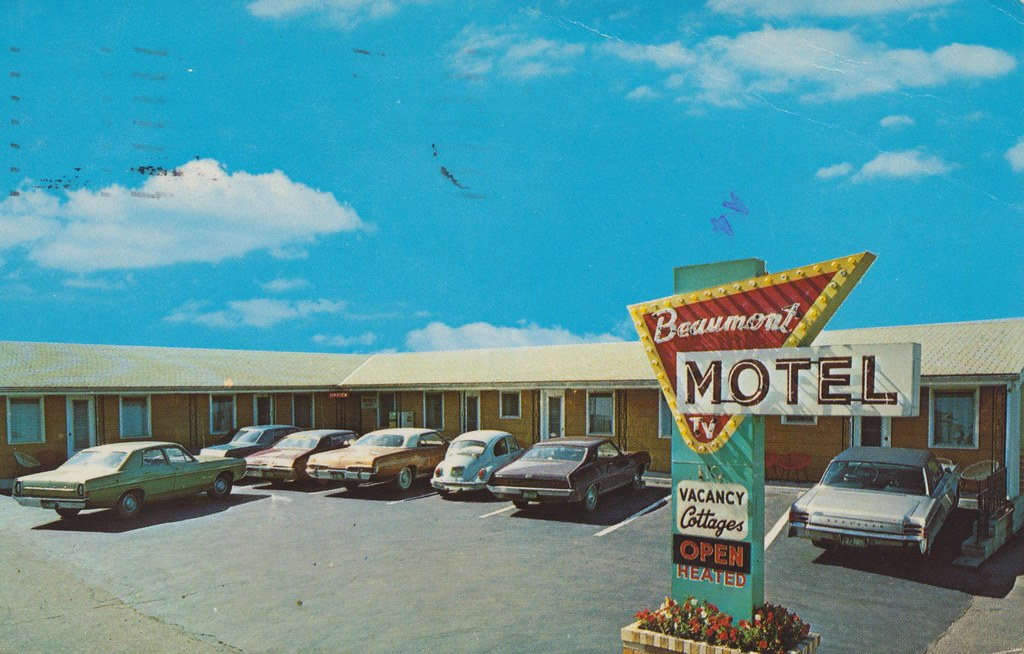 Atlantic City Beach Motels