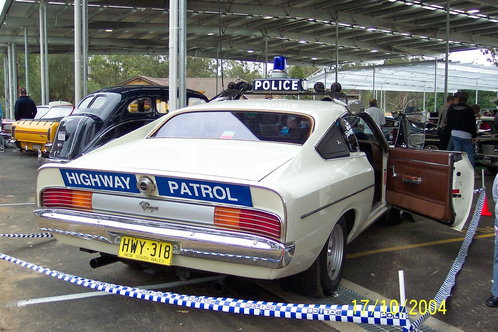 Chrysler Cl Valiant Charger Xl Nsw Police Chrysler Cl