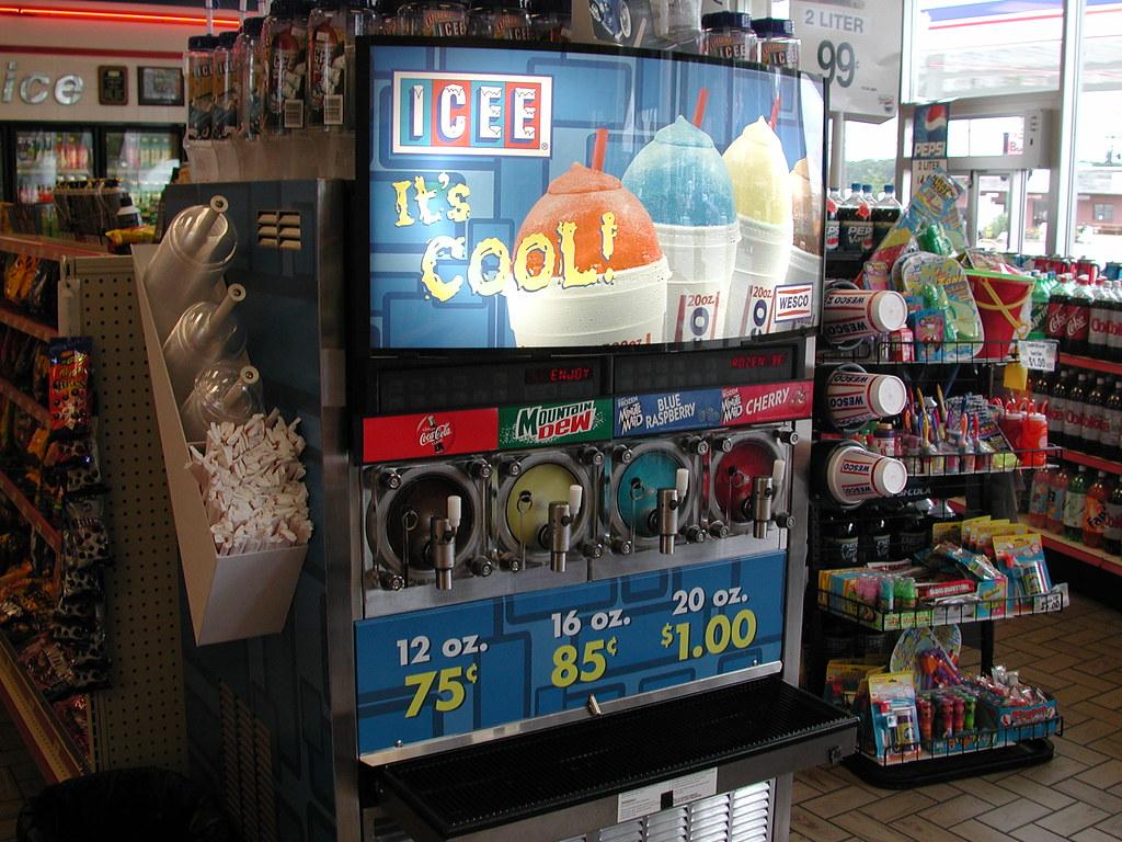 icee machine for