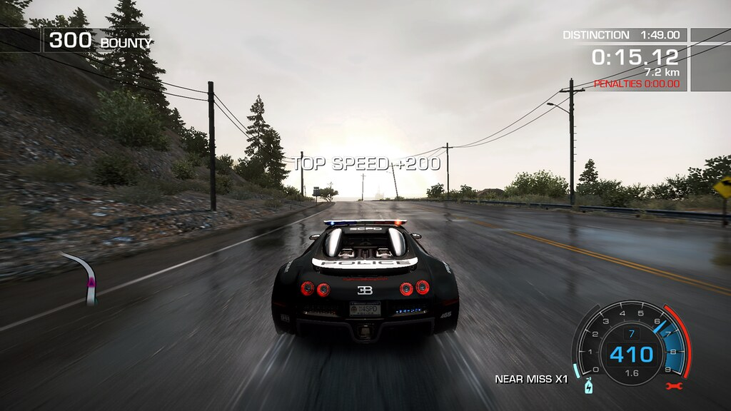 need for speed hot pursuit bugatti veyron 16 4 top speed. Black Bedroom Furniture Sets. Home Design Ideas