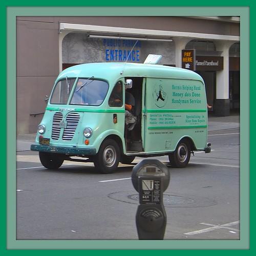 Bakery Food Truck Los Angeles