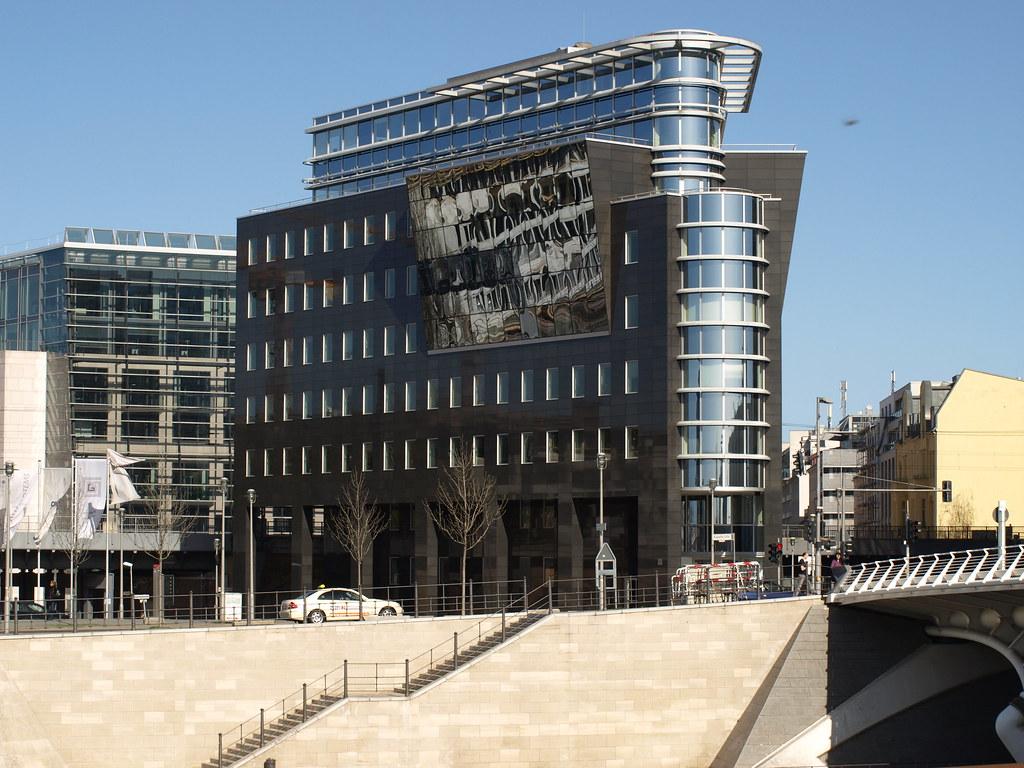 Moderne Architektur In Berlin Bundespressekonferenz Flickr