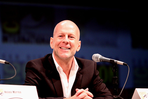 Bruce Willis | by Gage Skidmore