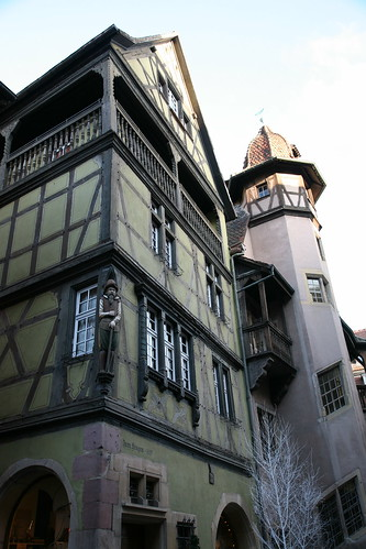 alsace haut rhin colmar architecture maison pfister flickr. Black Bedroom Furniture Sets. Home Design Ideas